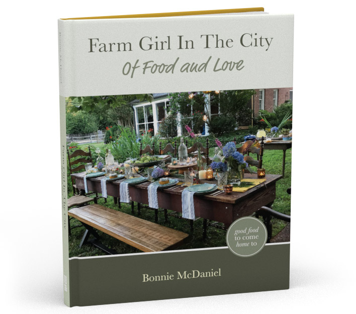 Farm Girl in the City Cover