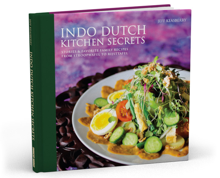 Indo Dutch Kitchen Secrets Cover