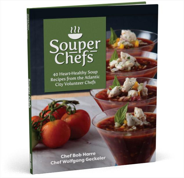 Souper Chefs Cover