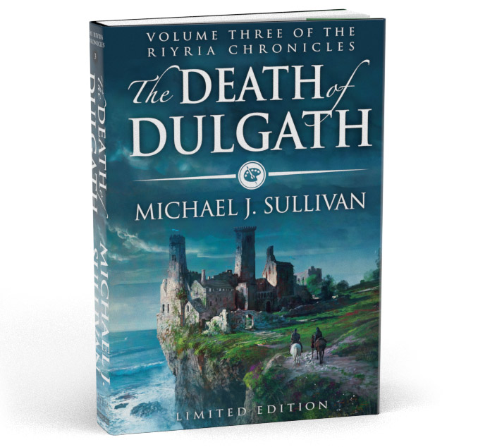 The Death of Dulgath Cover