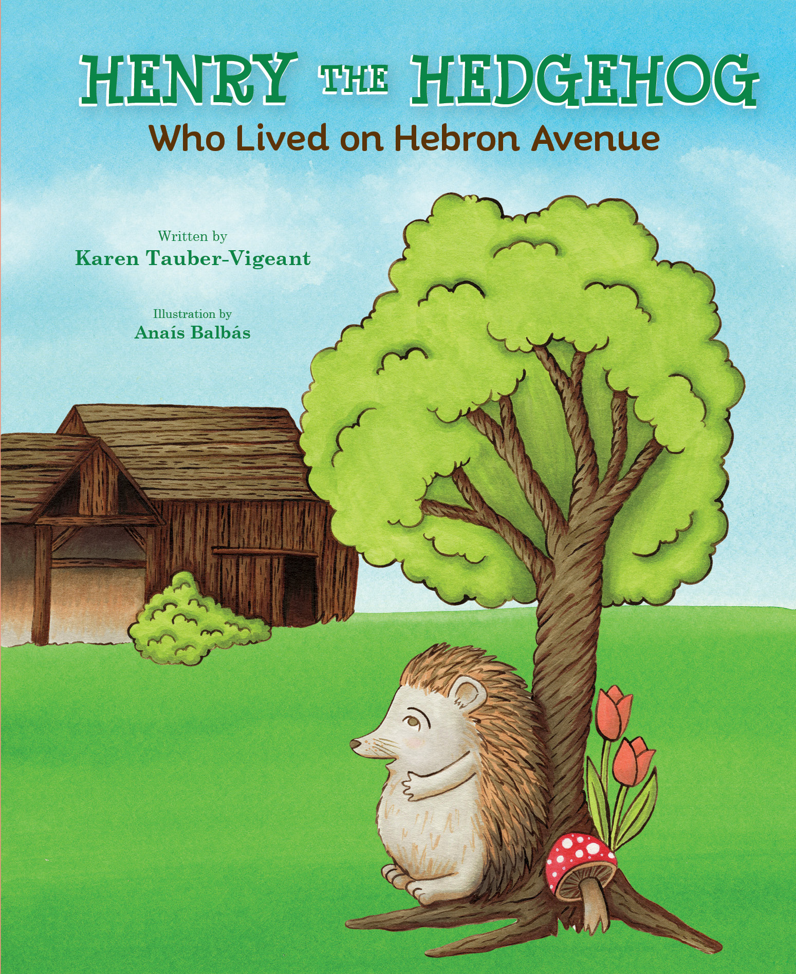 HenryTheHedgehog_Amazon