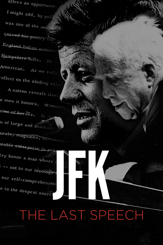 JFK-TheLastSpeech_Amazon