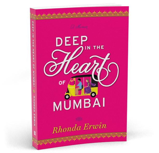Deep in the Heart of Mumbai Cover