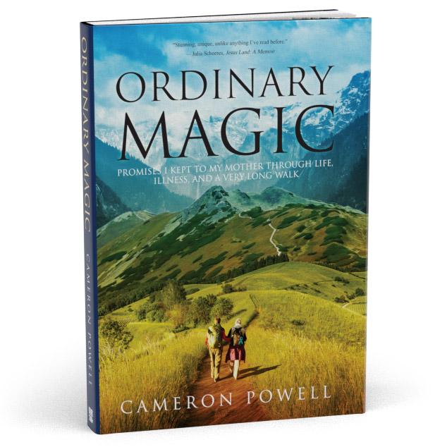 Ordinary Magic cover