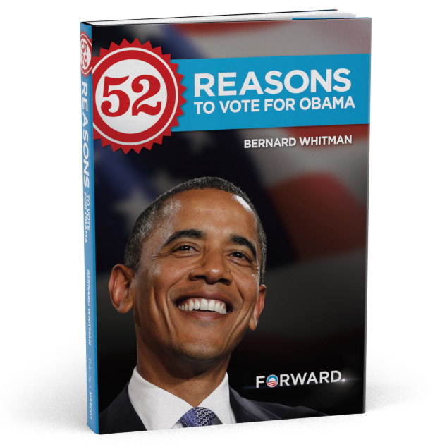 52 Reasons to Vote for Obama cover