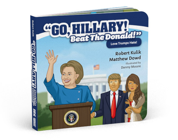Go Hillary cover
