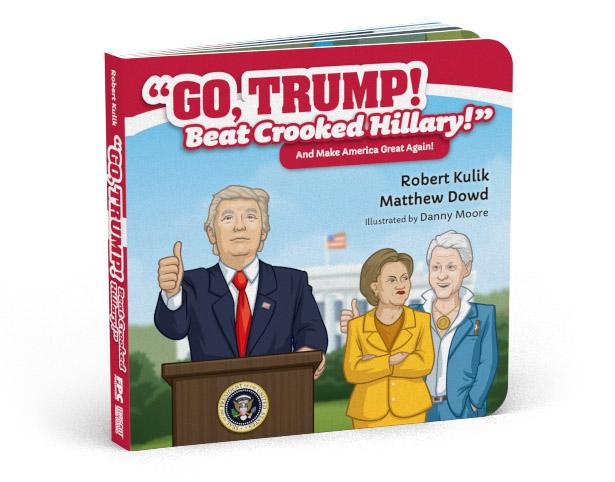 Go Trump cover