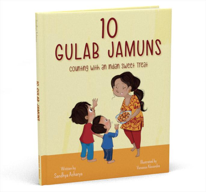 10 Gulab Jamuns cover