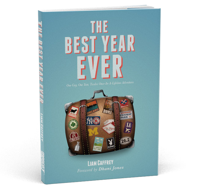 The Best Year Ever cover
