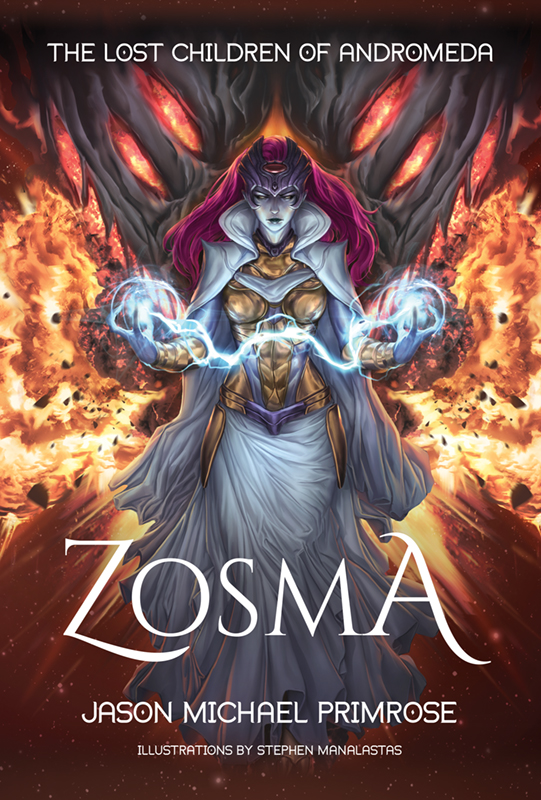 LostChildrenAndromeda-Zosma_Amazon