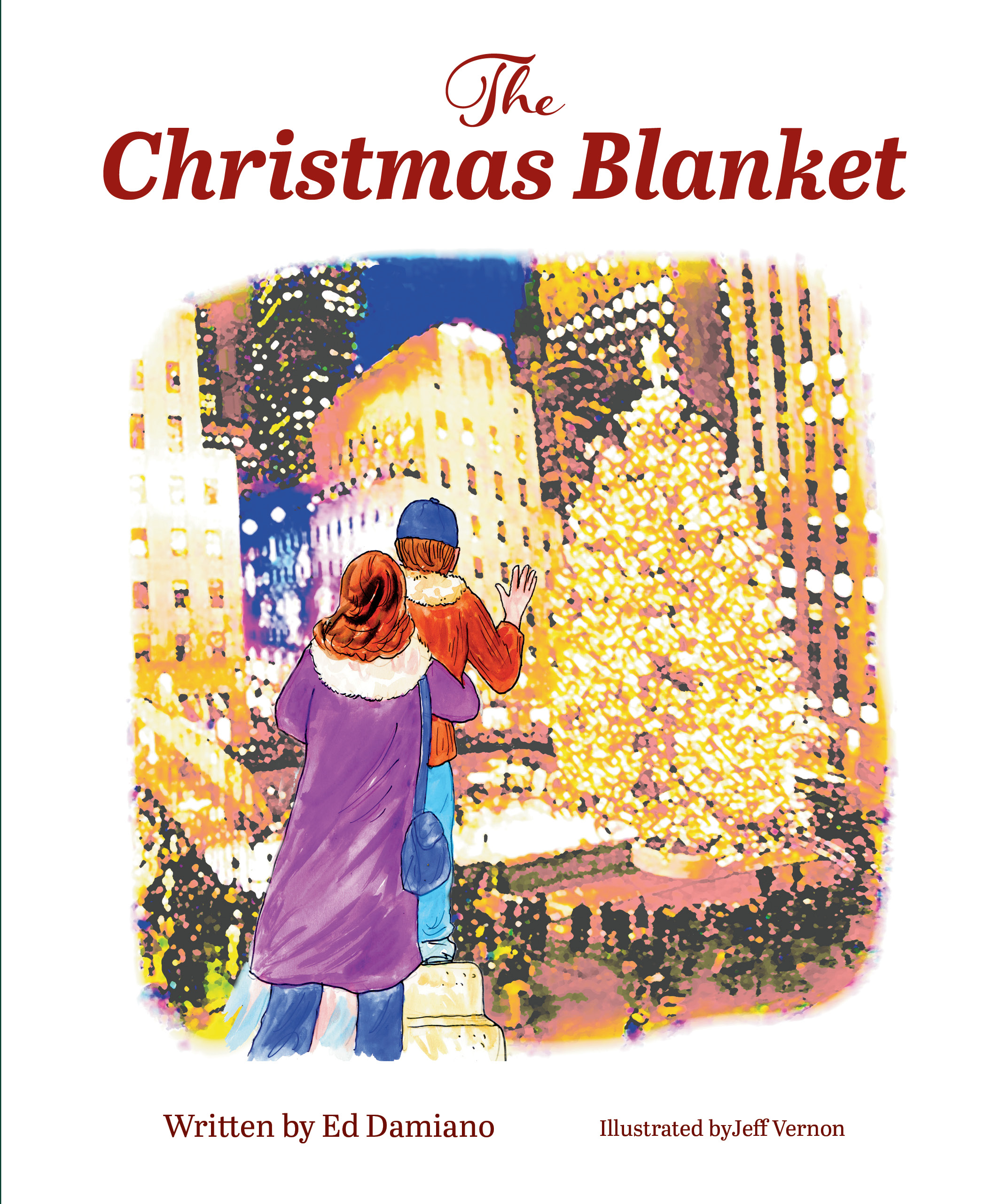 TheChristmasBlanket_Amazon