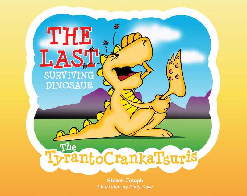LastSurvivingDinosaur_webcover