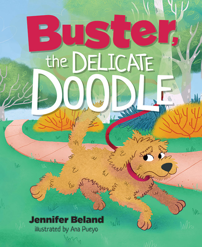 BusterDelicateDoodle_Amazon