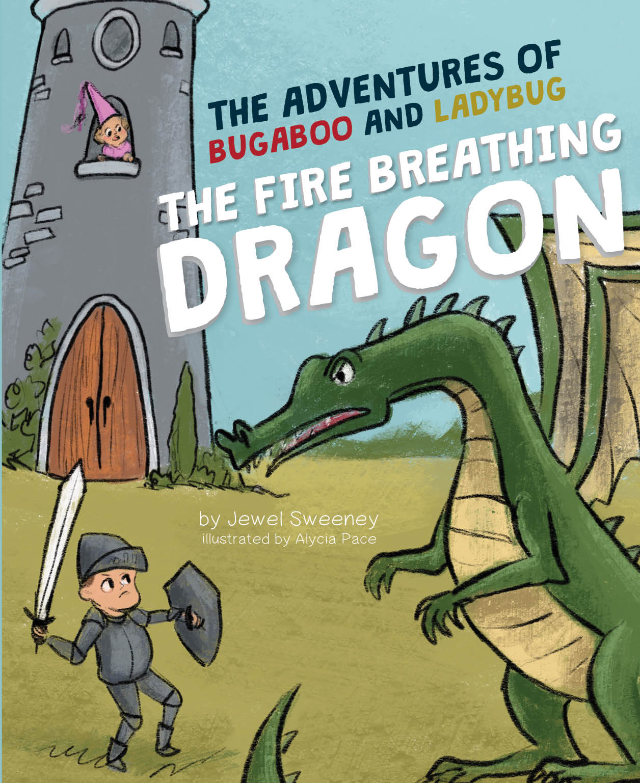 TheAdventuresofBugabooandLadybugTheFireBreathingDragon_Amazon
