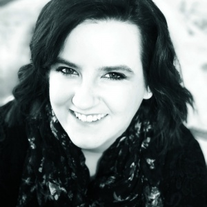 Headshot of author Kristen Burnham