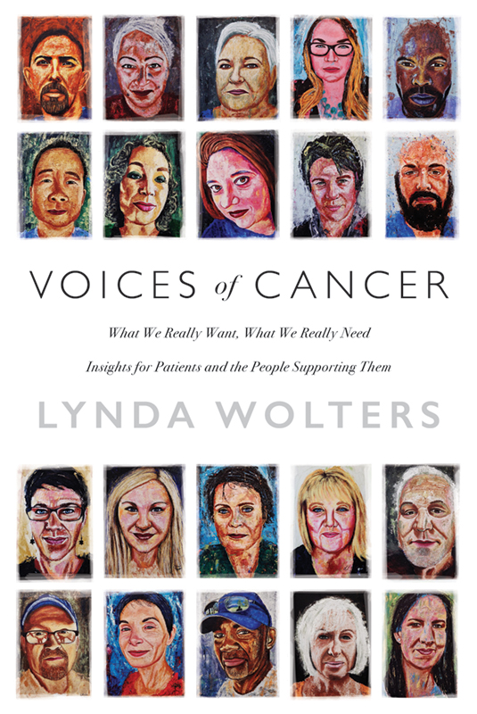 VoicesOfCancer_Amazon