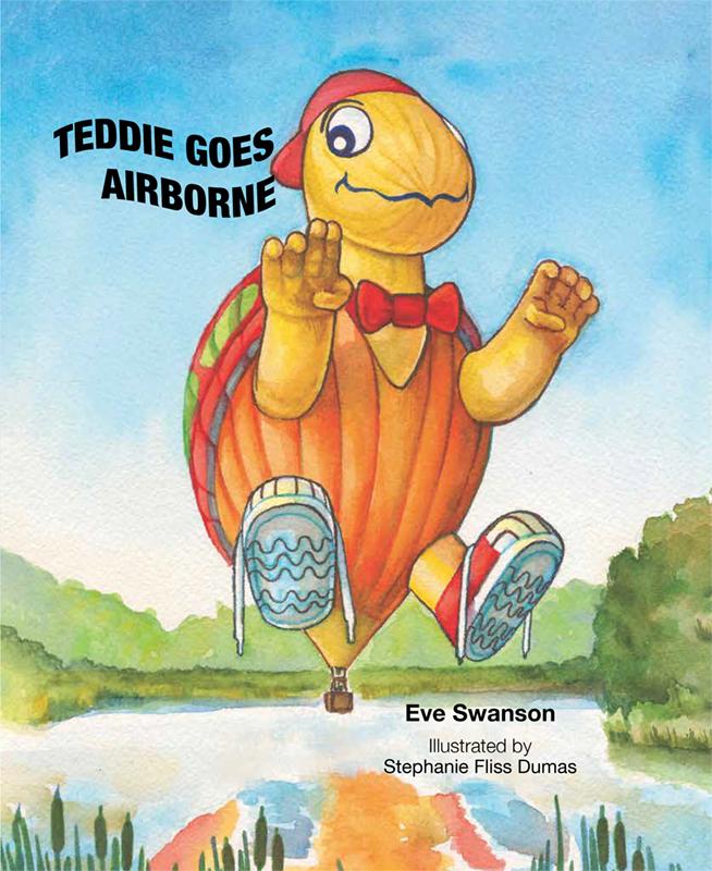 TeddieGoesAirborne_webcover